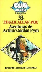 Arthur Gordon Pym tomado de www.gonzalomontero.com